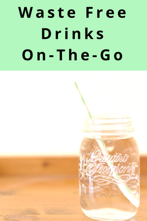 Waste Free Drinks On The Go