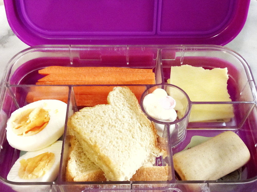Imperfect Yumbox Lunch