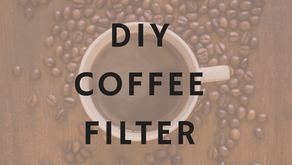 DIY Coffee Filter Hack