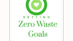 Setting Zero Waste Goals