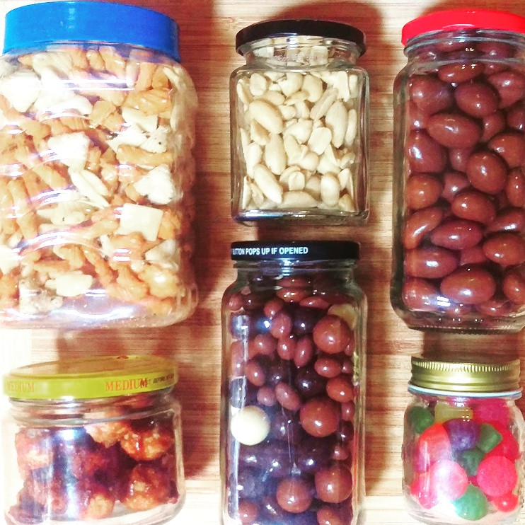 Reusing containers, instead of accumulating more
