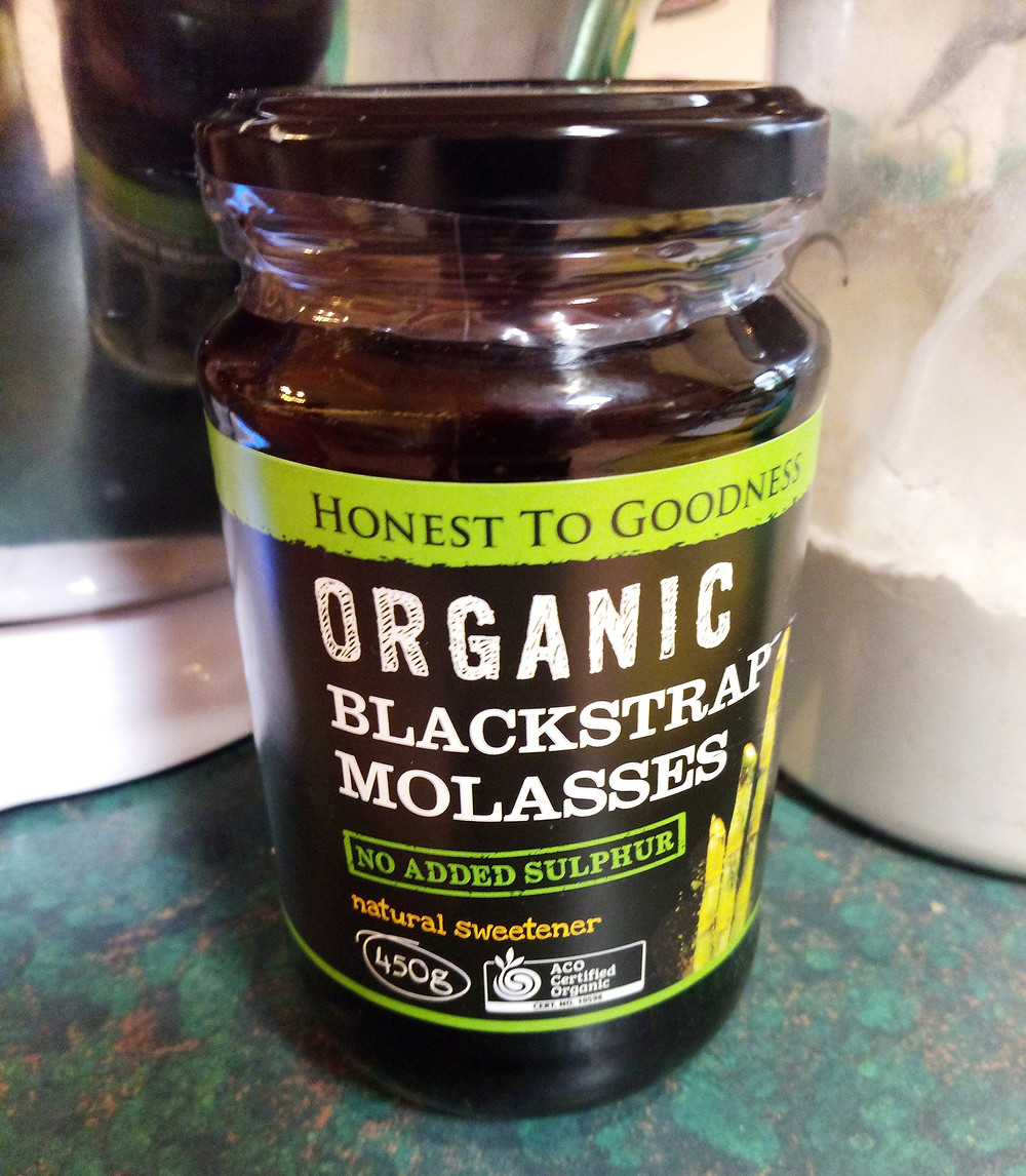 Organic Blackstrap Molasses - no added sulphur