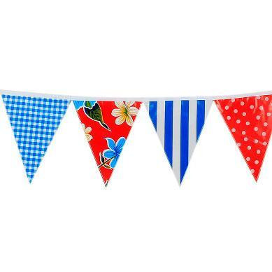 Australian Made Oilcloth Bunting