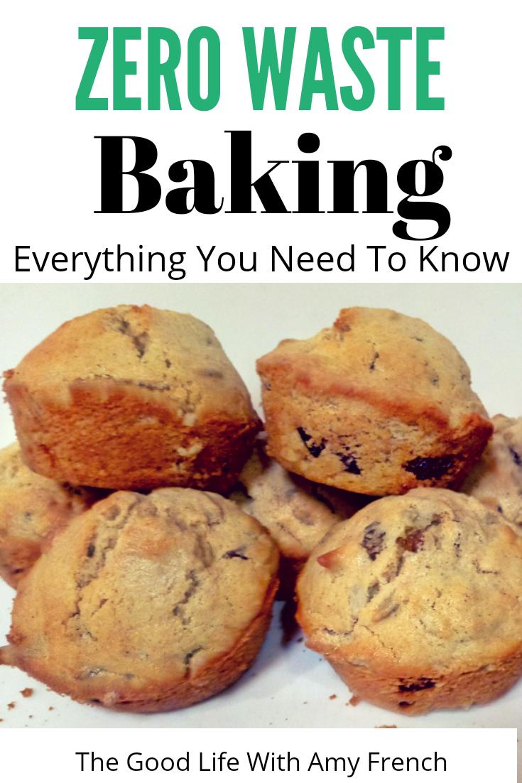 Zero Waste Baking: How to Bake without Baking Paper