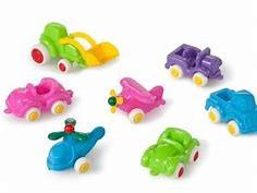 Eco-friendly mini toys