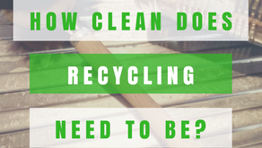 How Clean Does My Recycling Need To Be?