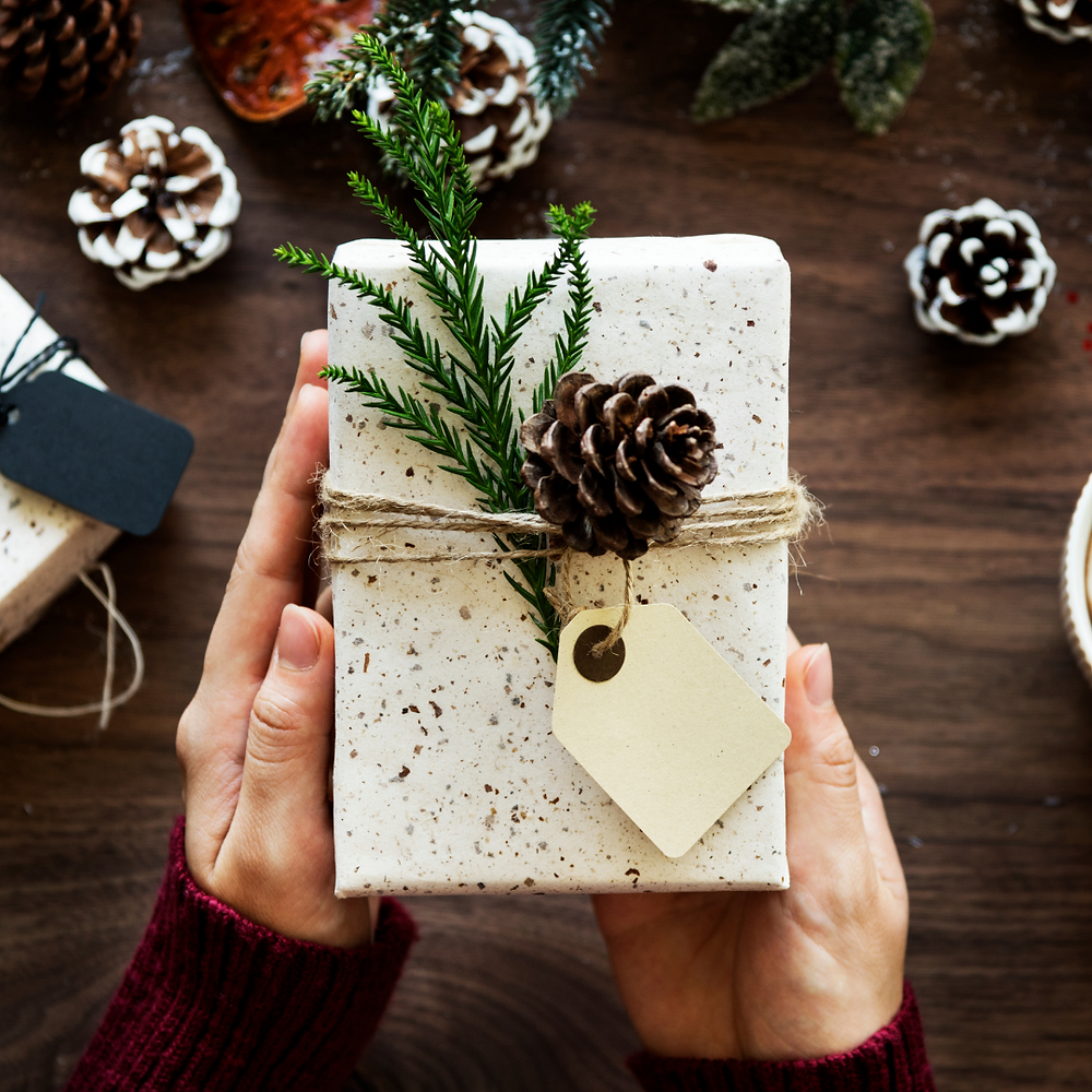 Make a wish list and a gift list
