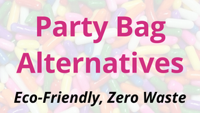 Eco Friendly Party Bag Alternatives (for a Zero Waste or Plastic Free Party)