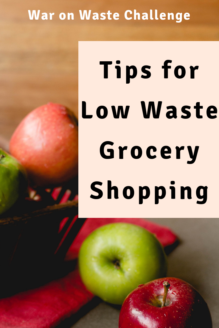 Tips for Low Waste Grocery Shopping