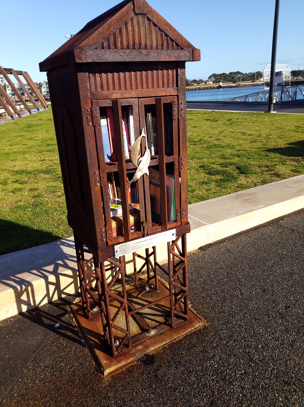 Little Free Library Port Adelaide