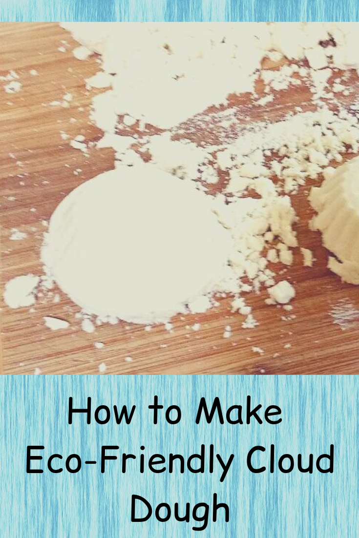 DIY Eco-Friendly Cloud Dough
