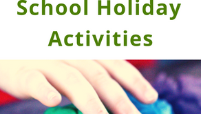 4 Fun Eco-Friendly School Holiday Activities To Try At Home