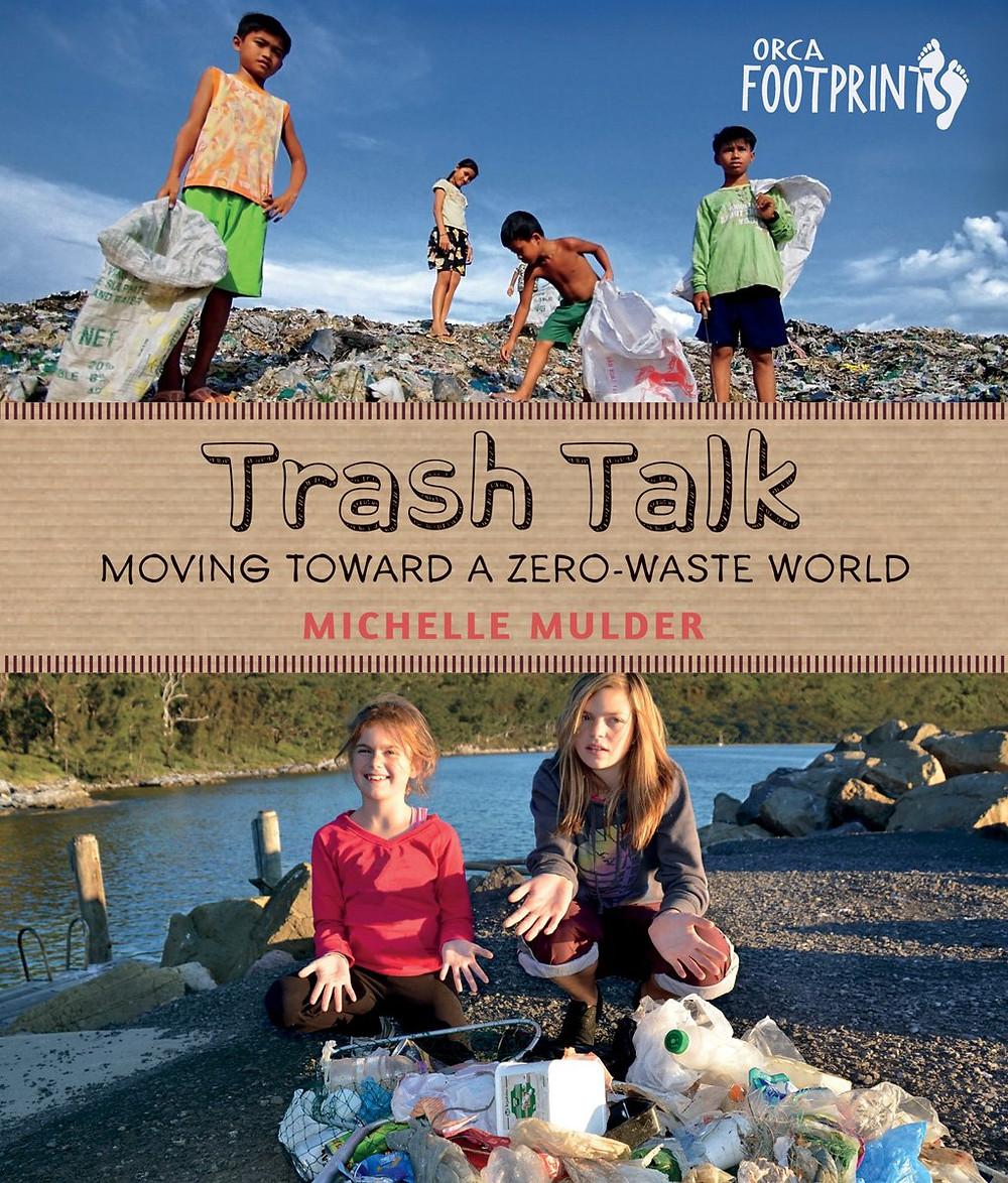 Kids Zerowaste book - Talking Trash