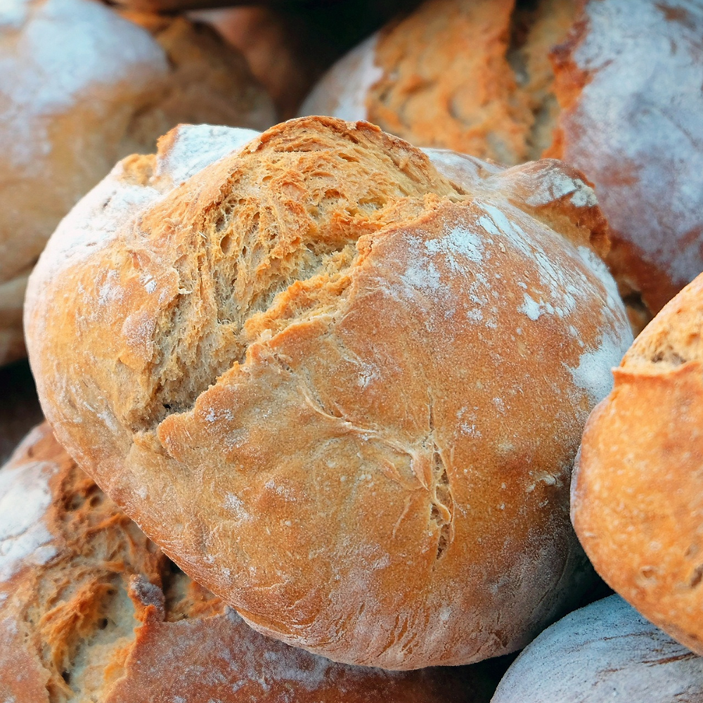 Stale Bread - zero waste alternative to crackers