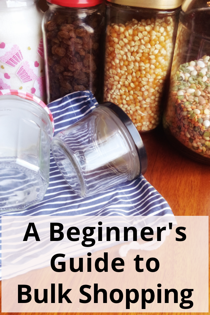 Beginner's Guide To Bulk Shopping