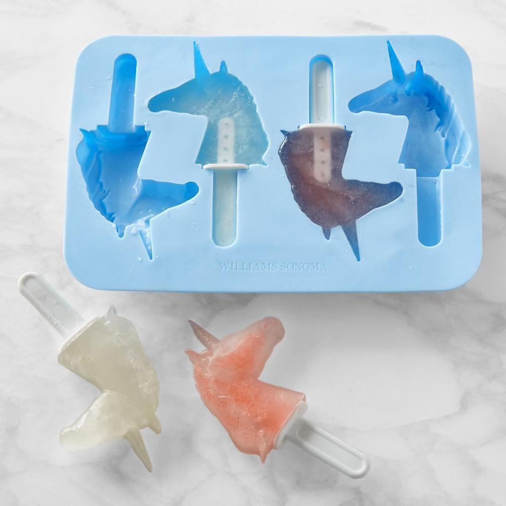 Unicorn Icey pole moulds - silicone