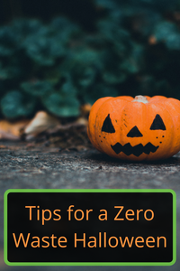 Tips for a Zero Waste Halloween