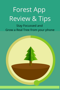 Forest App Review and Tips