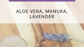 Aloe Vera, Lavender and Manuka Spot Gel