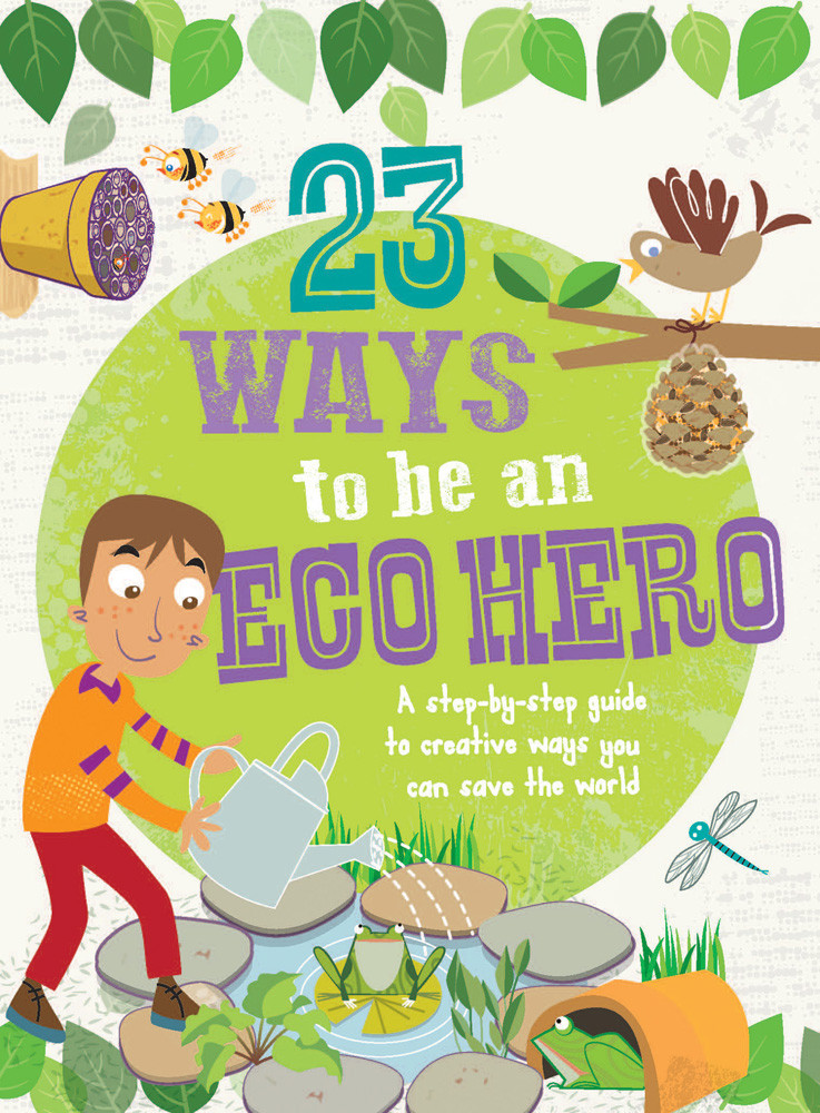 23 Ways to Be an Eco Hero Review