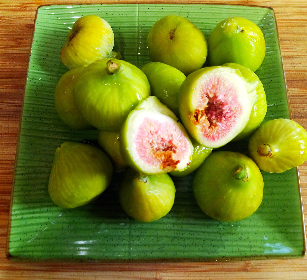 Figs from my Garden