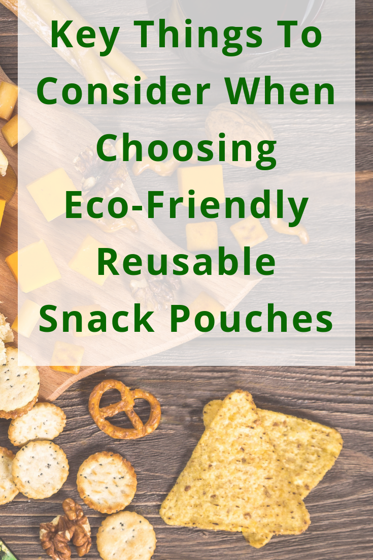What To Consider When Swapping To Reusable Snack Bags