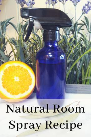 Natural Room Spray Recipe