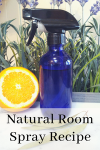 Natural Room Spray Recipe