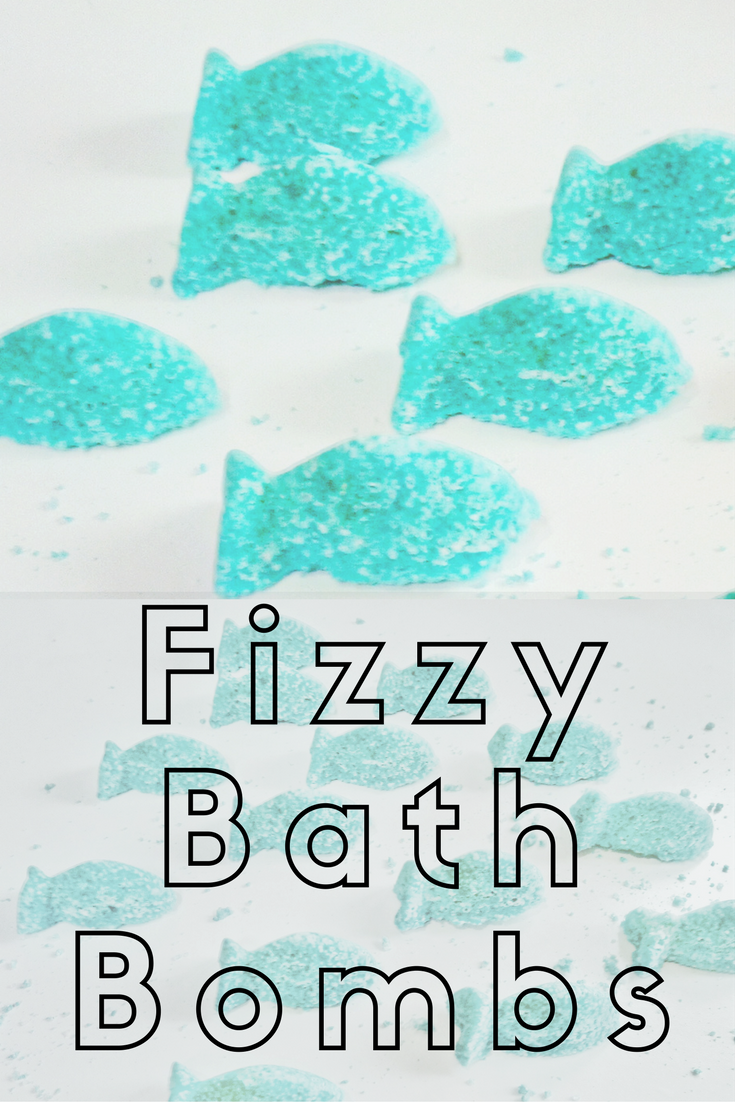 Fizzy Bath Bomb Recipe