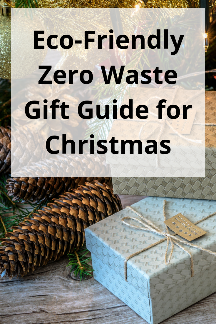 Eco-Friendly Zero Waste Gift Guide for Christmas
