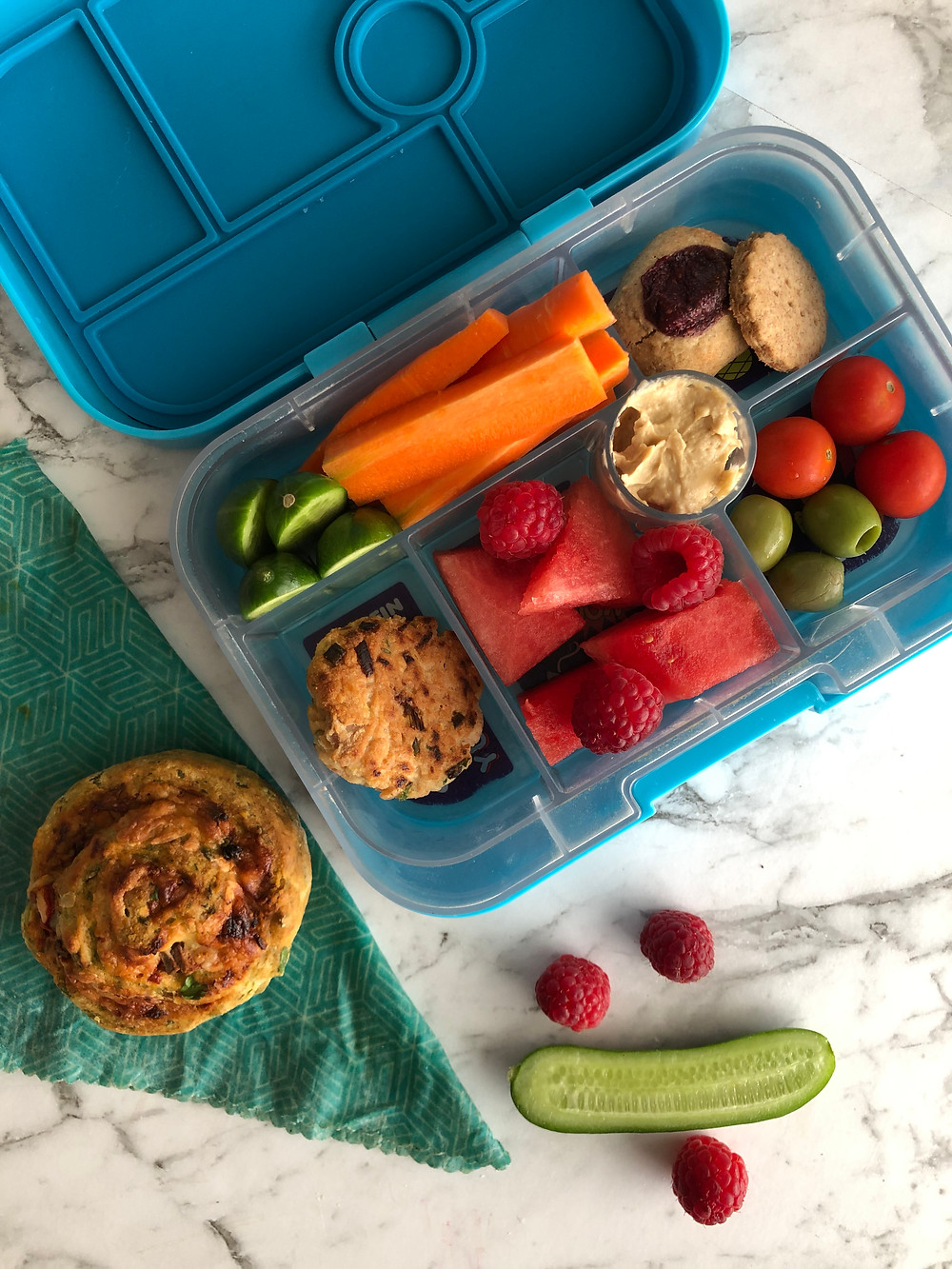 Nude Food, Zero Waste Kid's Lunchbox