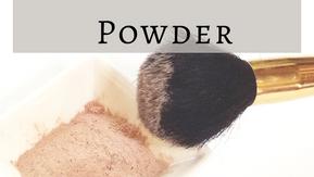 Make The Perfect DIY Natural Face Powder