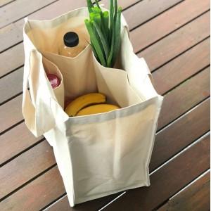 Reusable Cotton market bag