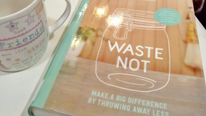 Book Review : Waste Not by Erin Rhoads