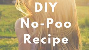Want Healthy Hair? Try DIY Shampoo (or no-poo)