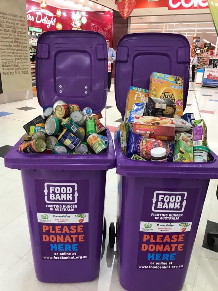 Foodbank Donation Bins