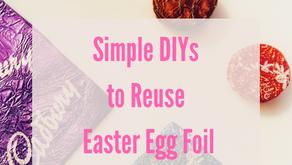 Easter Egg Foil Craft