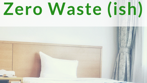 Make Your Hotel Stay Zero Waste (ish)