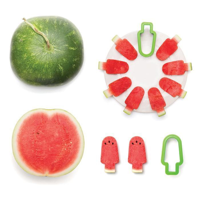 Watermelon Paddle pops Cutter