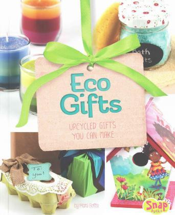 Eco Gift book for kids