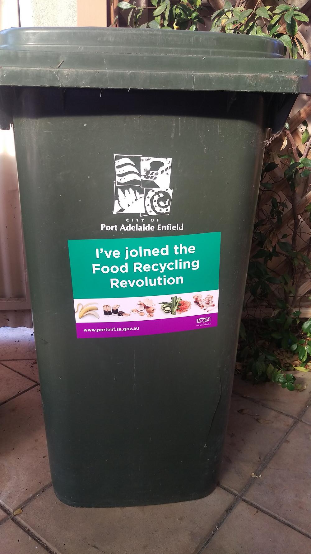 Port Adelaide Enfield Green Bin Food Recycling Revolution