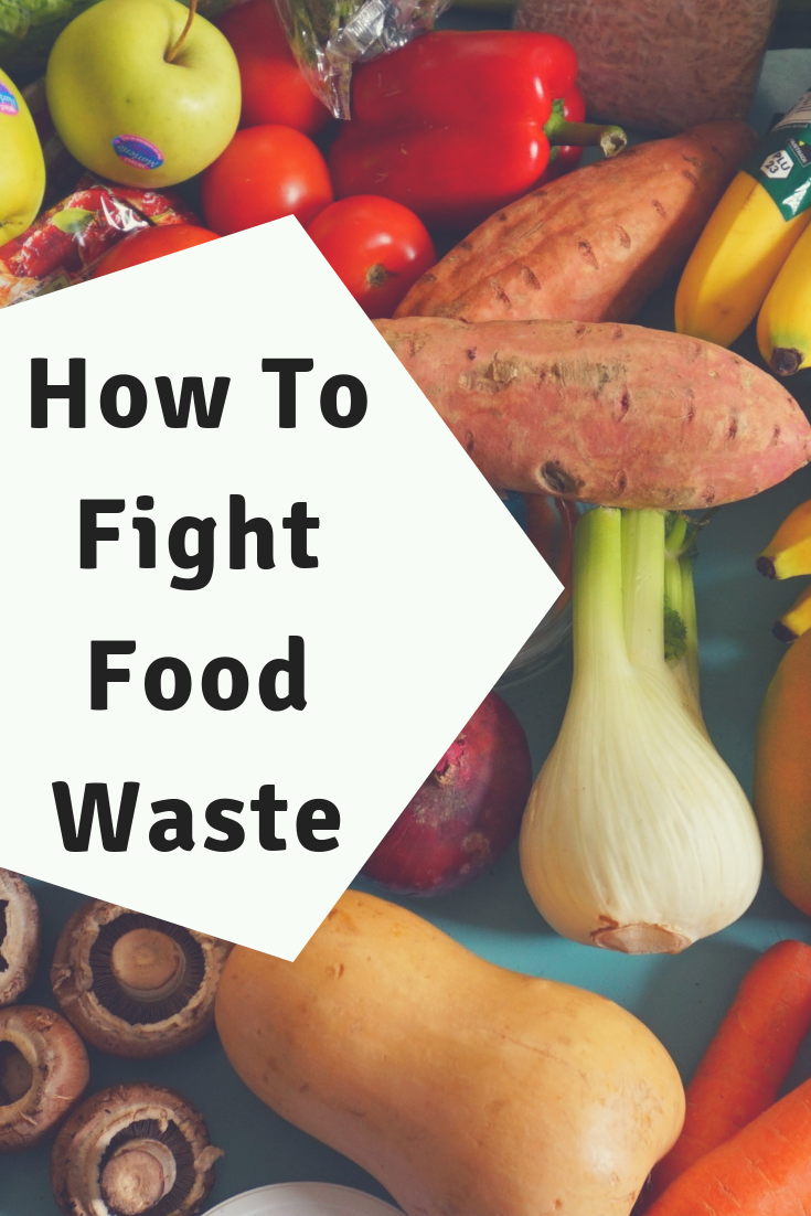 How To Fight Food Waste : War on Food Waste