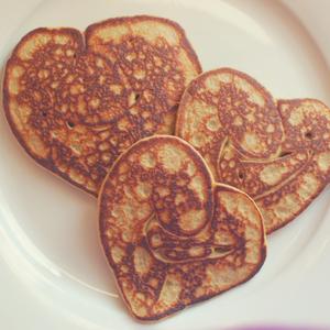 Zero waste pancakes