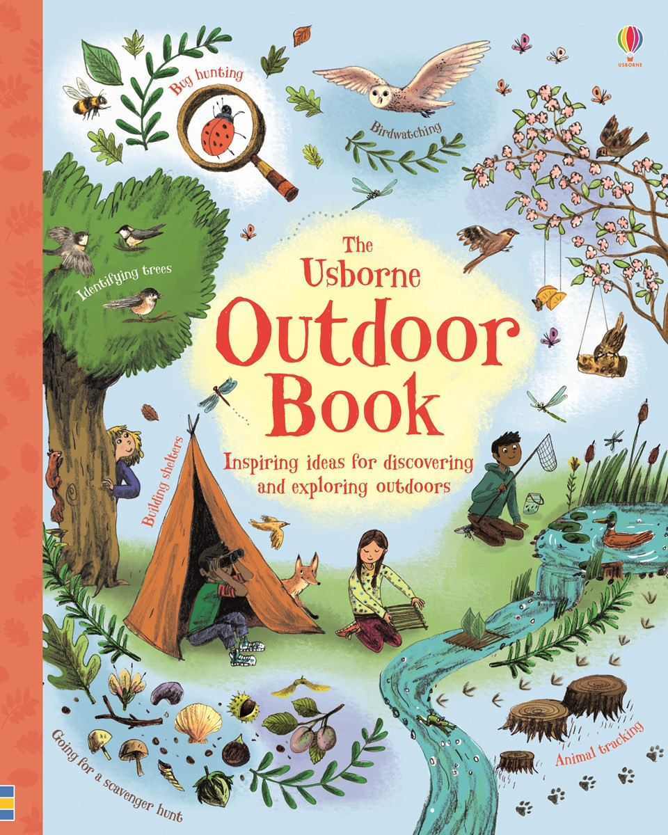 The Usborne Outdoor Book Review