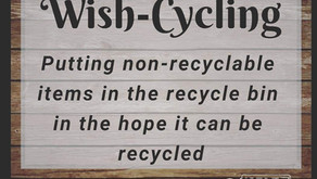 Are You Wish-Cycling? (or Recycling?)