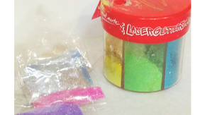 How To Dispose of Glitter