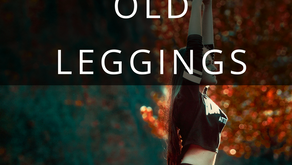 How To Repurpose Old Leggings