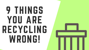 9 Things You Are Recycling WRONG