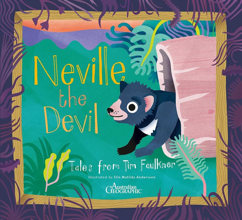 Neville the Devil Book Review