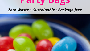 What to Put in Eco-Friendly Party Bags at Kids Birthdays